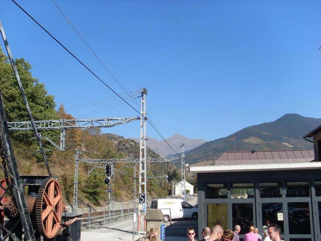 Vall de Núria Rack Railway
