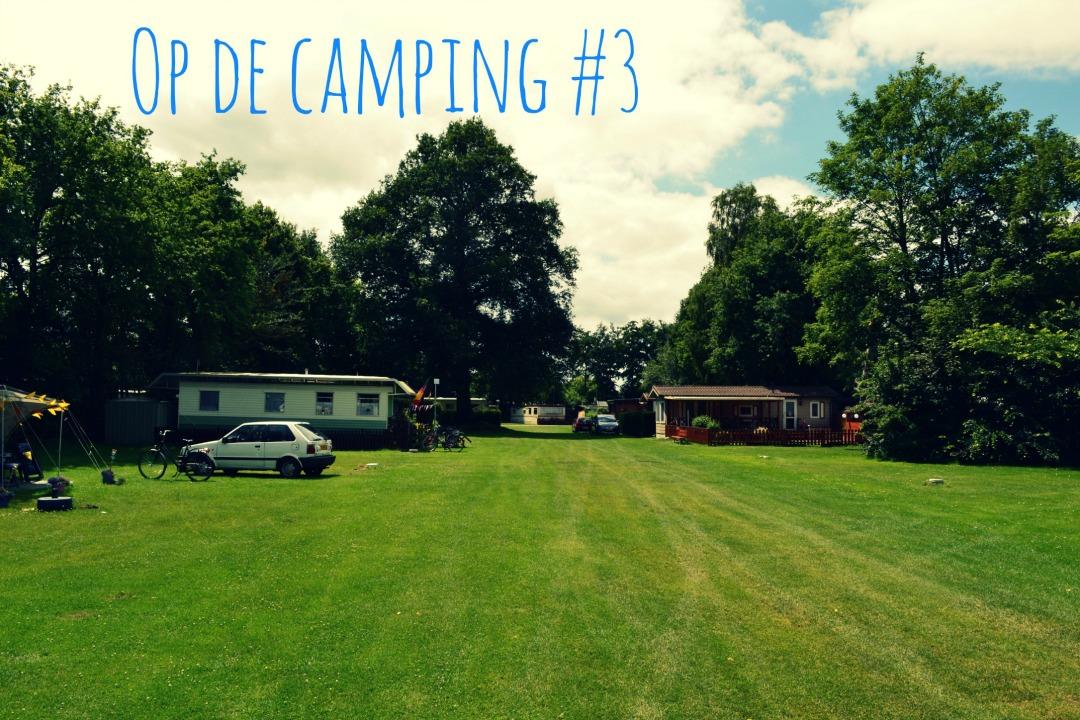Op de camping #3