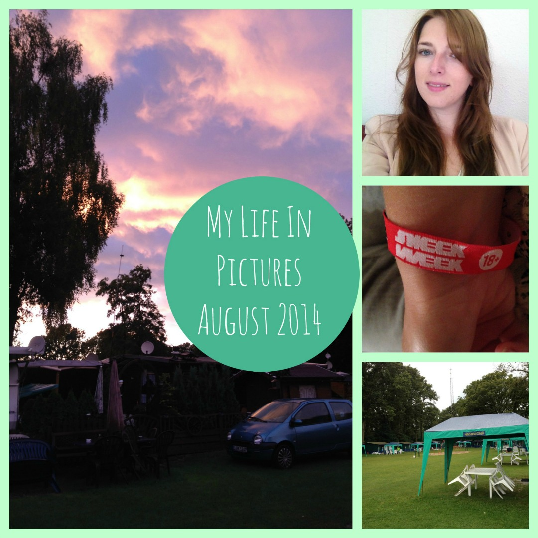 My Life In Pictures August 2014