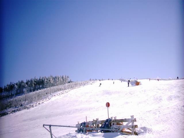Wintersport in Harrachov Tsjechië