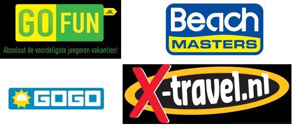 Jongerenreizen logos