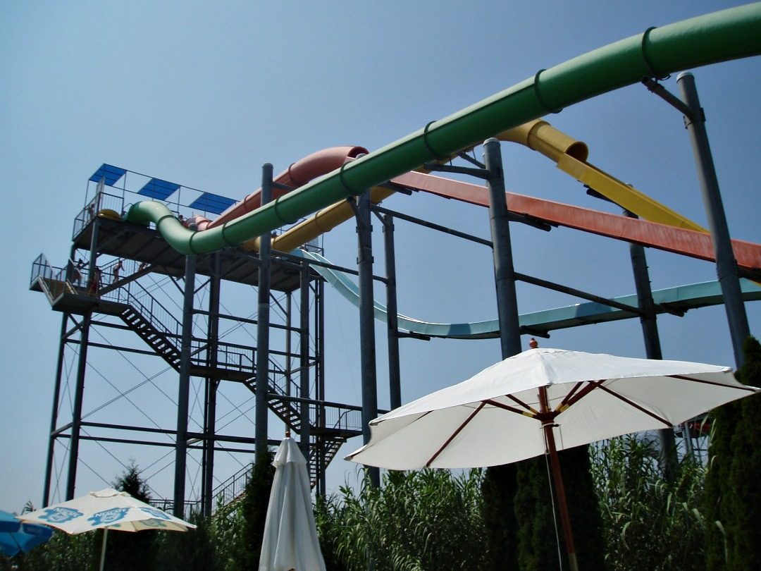 Action Waterpark Sunny Beach