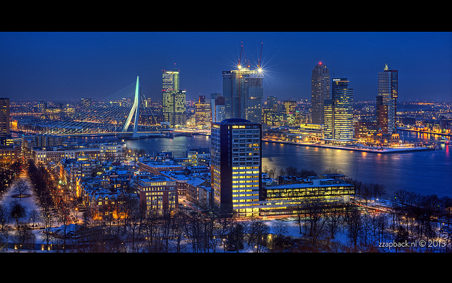 5 must do's Rotterdam