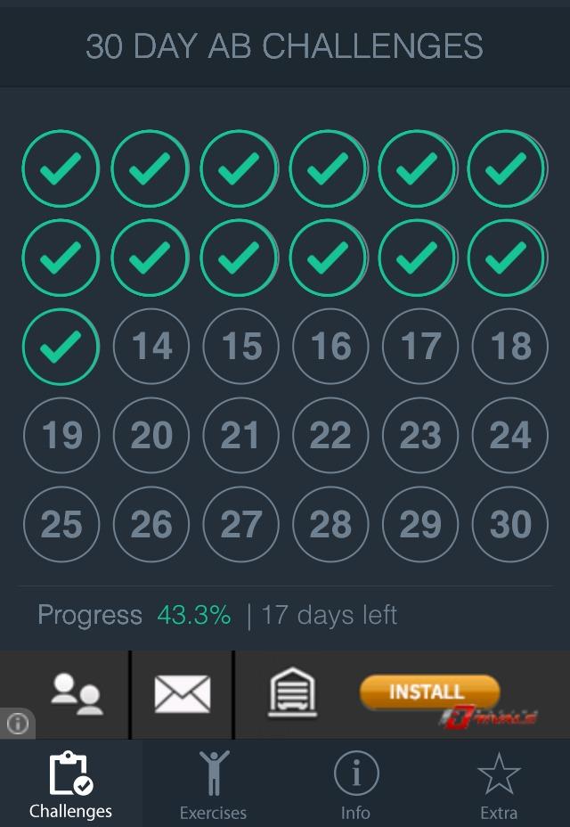 Ab challenge app