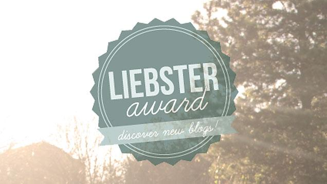 De Liebster Award