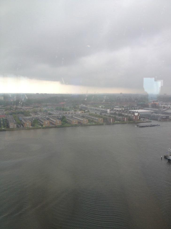 Uitzicht Amsterdam