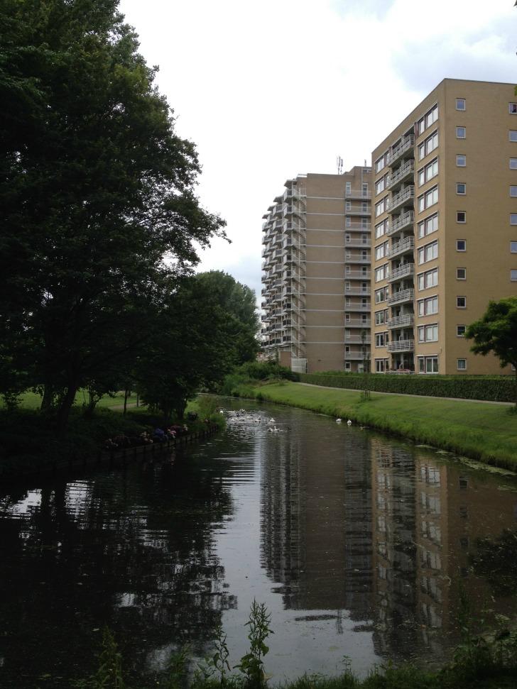Rotterdam-wandelen