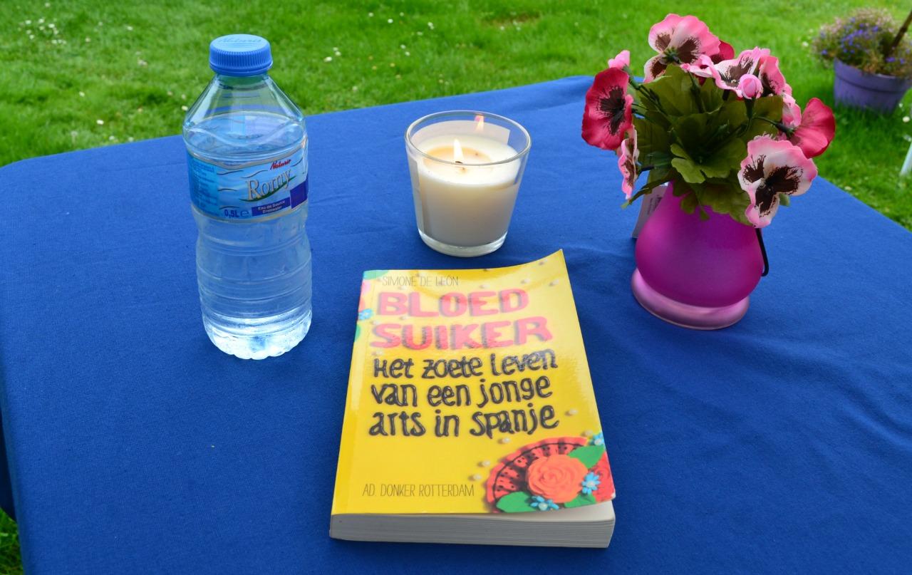 Vakantieboek tip: 'Bloedsuiker, het zoete leven van een jonge arts in Spanje'