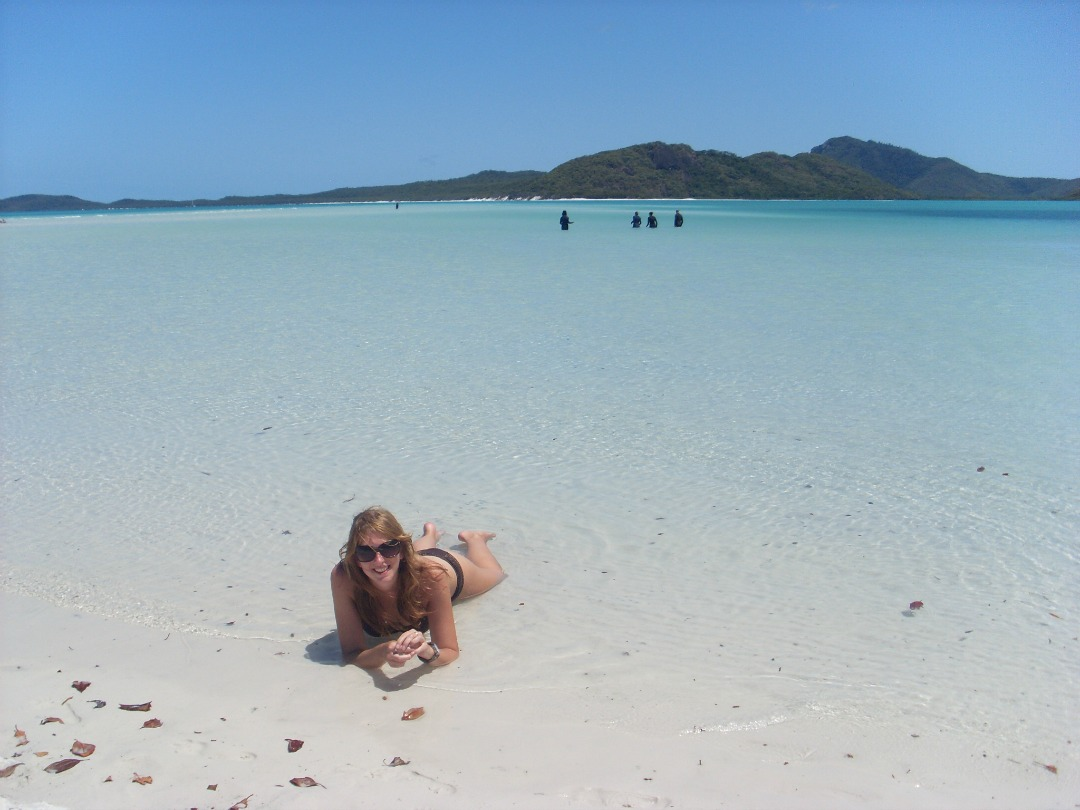 Australië blog 6: Whitsundays