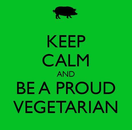 Vegetariër worden   De vegetarische maand