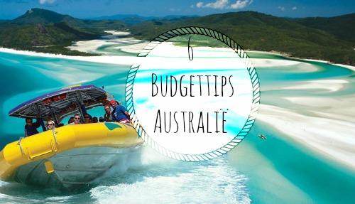 6 budgettips Australië