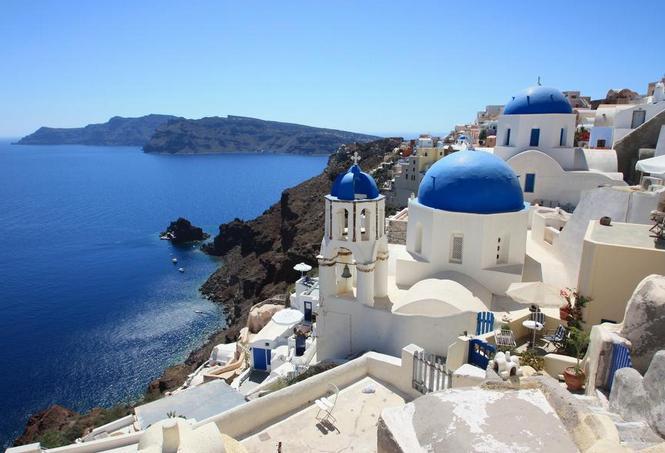 Santorini Griekenland (eilandhoppenopmaat.nl)