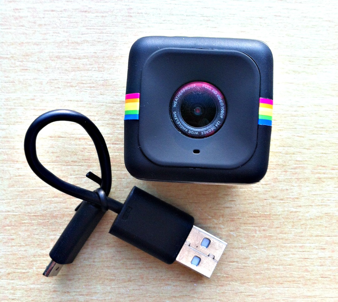 Polaroid Cube Review