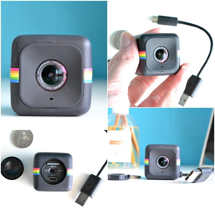Polaroidcubecollage