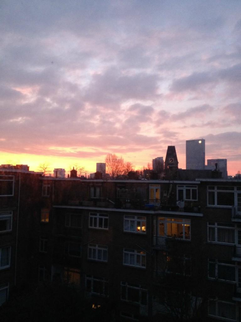 Sunrise Rotterdam