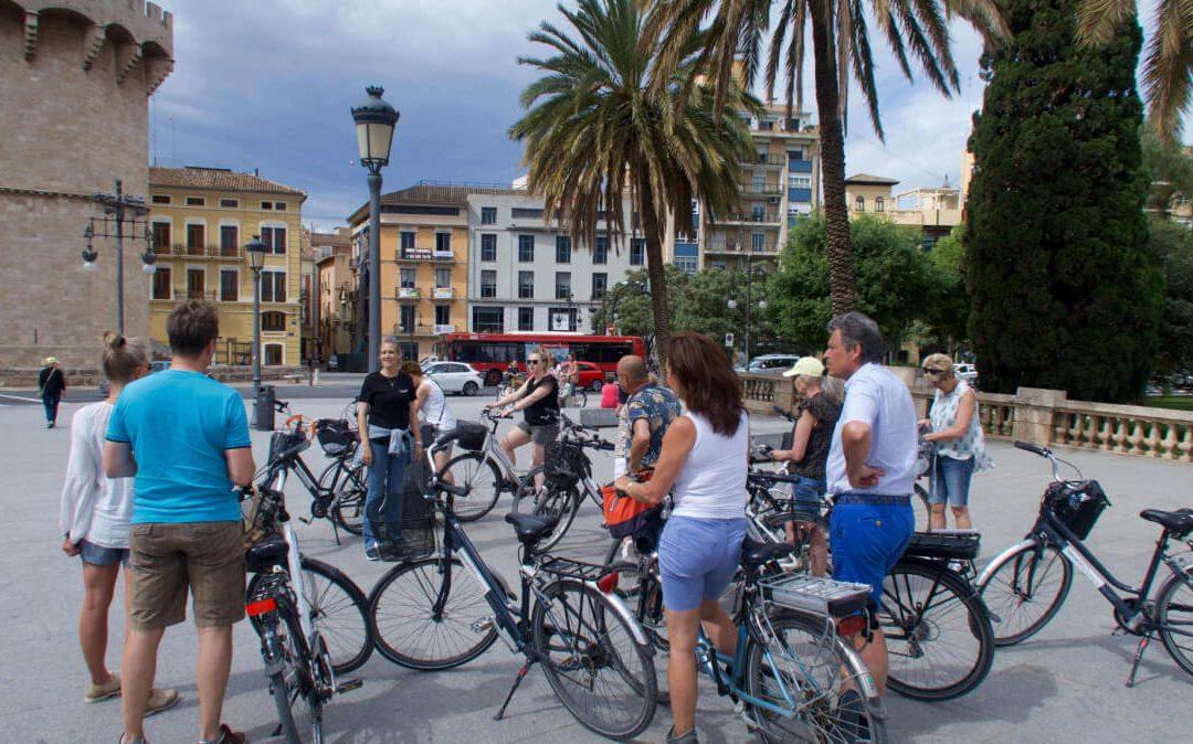 Fietstour in Valencia